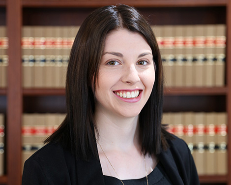 Kiandra Sobczak - Conveyancing Paralegal at Sciacca & Associates